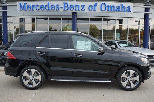 New 2016 mercedes benz gle gle350 sport utility in omaha for 2016 mercedes benz gle350 4matic