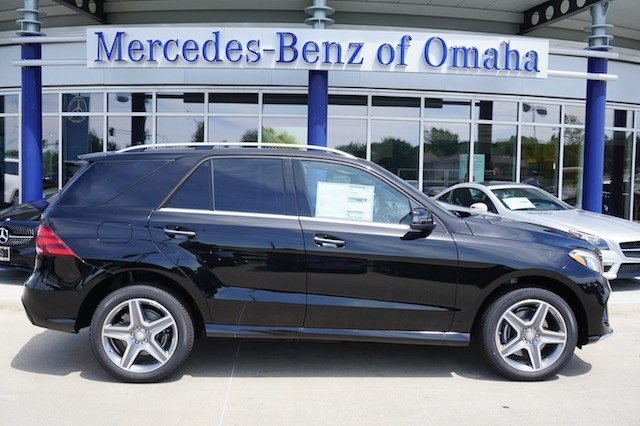 New 2016 mercedes benz gle gle350 4matic sport utility in for Mercedes benz of omaha used cars