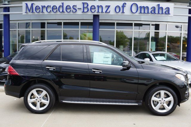 New 2016 mercedes benz gle gle350 suv in omaha gle221 for 2016 mercedes benz gle350 4matic