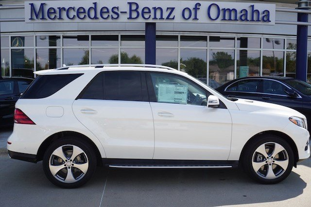 New 2016 mercedes benz gle gle350 suv in omaha gle255 for 2016 mercedes benz gle350 4matic