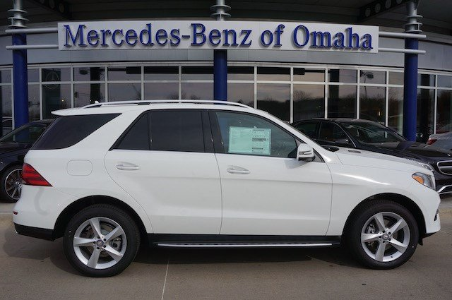 new 2016 mercedes benz gle gle350 sport utility in omaha