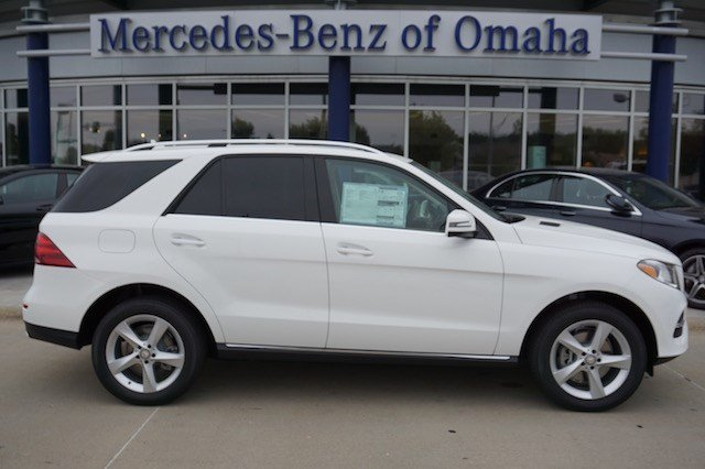 New 2017 mercedes benz gle gle350 4matic sport utility in for Mercedes benz of omaha used cars
