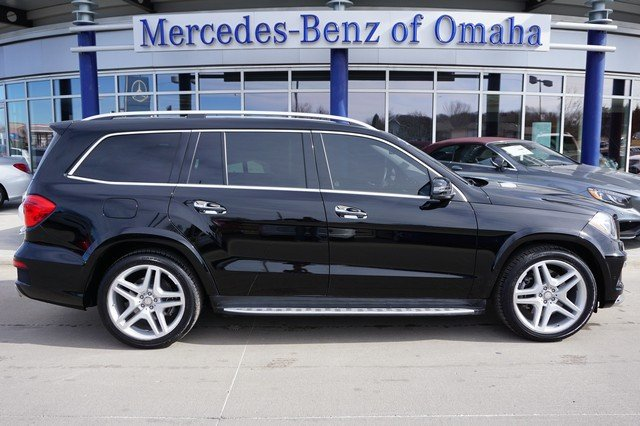 Certified pre owned 2016 mercedes benz gl gl 550 suv in for Mercedes benz of omaha used cars