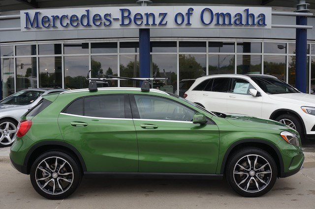 new 2016 mercedes benz gla gla250 suv in omaha gla223