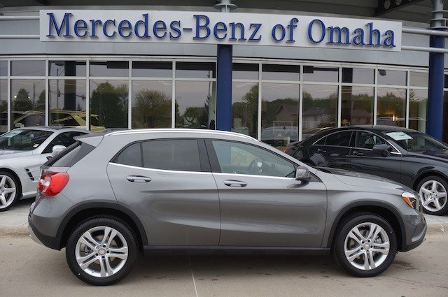 New 2016 mercedes benz gla gla250 suv in omaha gla234 for Mercedes benz of omaha used cars