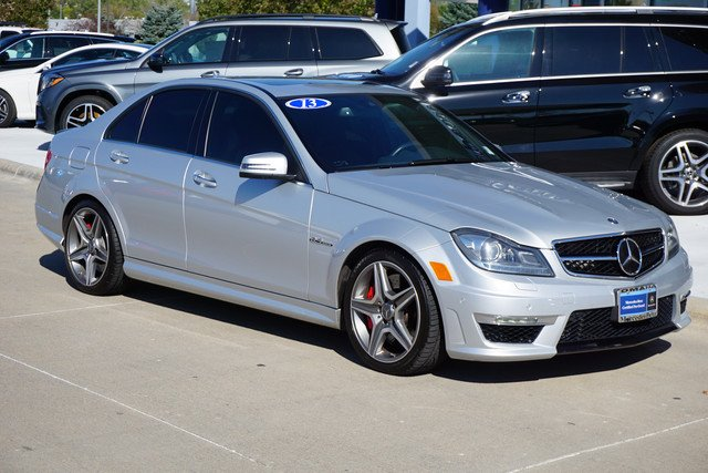 Pre-Owned 2013 Mercedes-Benz C 63 AMG® Sport - P2570A