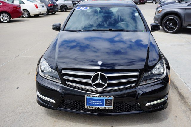 Certified Pre-Owned 2014 Mercedes-Benz C 300 Sport