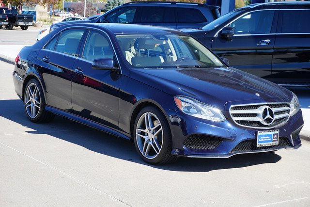Certified Pre-Owned 2016 Mercedes-Benz E 350 Sport AWD - P2567