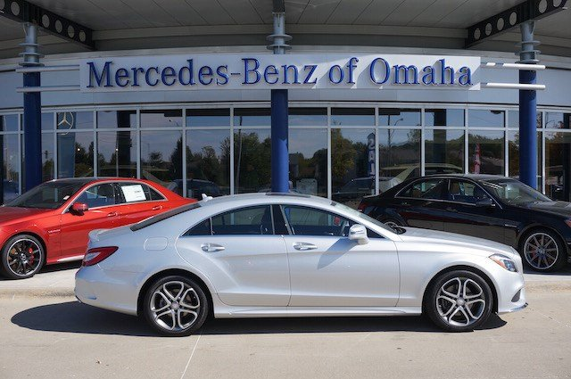 New 2016 mercedes benz cls cls400 coupe in omaha cl169 for Mercedes benz of omaha used cars