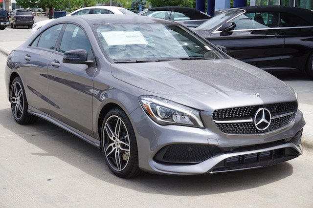 New 2018 MercedesBenz CLA CLA 250 Coupe in Omaha CLA290