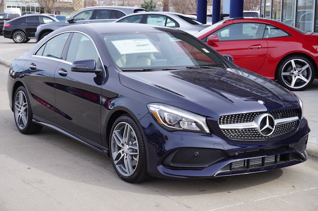 New 2017 MercedesBenz CLA CLA 250 Sport Coupe in Omaha CLA284