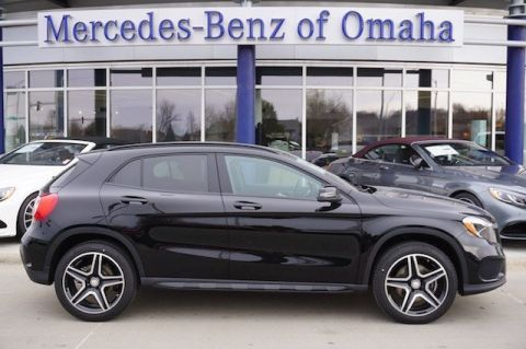 New mercedes benz gla in omaha mercedes benz of omaha for Mercedes benz of omaha used cars