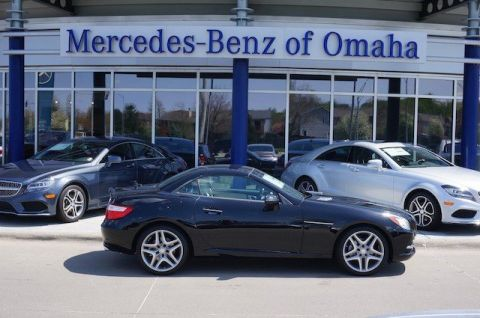 Certified pre owned 2013 mercedes benz cls cls550 coupe in for Mercedes benz of omaha used cars